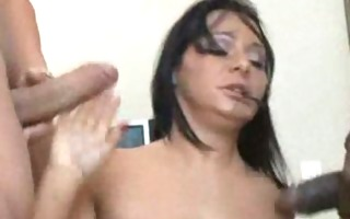 anal double penetration sexstar threesome