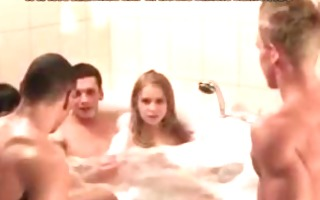 students get drunk and have sex in sauna