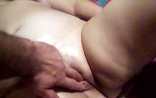 big beautiful woman wife finger